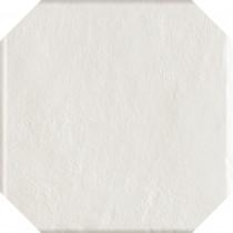 Modern Bianco Gres Szkl. Str. Octagon 19,8x19,8 Gat.1