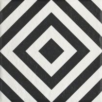 Modern Gres Szkl. Str. Motyw B 19,8x19,8 Gat.1