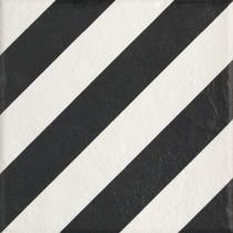 Modern Gres Szkl. Str. Motyw C 19,8x19,8 Gat.1