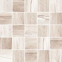Mozaika Carlos Wood 25x25 Gat. 1