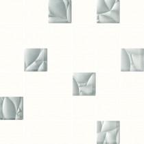 ESTEN BIANCO/SILVER MOZAIKA CIETA K.4,8X4,8 29,8X29,8 GAT.1