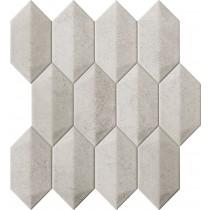 Dover Graphite Mozaika 29,1x26,5 Gat.1
