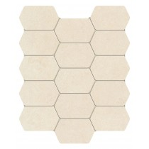 LEMON STONE WHITE MOZAIKA 29,8X25 GAT.1