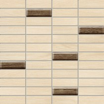 Moringa Beige Glass Mozaika 29,8x29,8 Gat.1