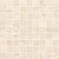 Nanga Cream Mosaic dekor 29,7x29,7 Gat 1
