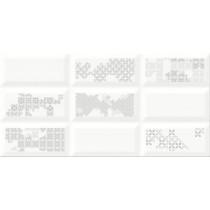 Naris Inserto Patchwork płytka ścienna 29,7x60 Gat 1