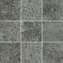 Newstone Graphite Mosaic Mat Bs gres dekor 29,8x29,8 Gat. 1
