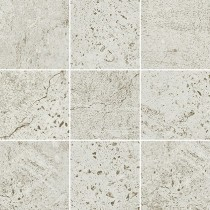 Newstone White Mosaic Mat Bs gres dekor  29,8x29,8 Gat. 1