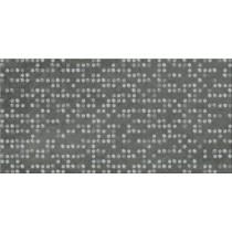 NORMANDIE GRAPHITE INSERTO DOTS 29,7X59,8 GAT.1