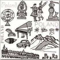 Montana Poland Centro dekor 10x10 Gat 1