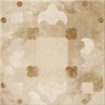 Beige Pattern C płytka podłogowa 29,7x29,7 Gat 1