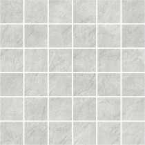PIETRA LIGHT GREY MOSAIC 29,7X29,7 GAT.1