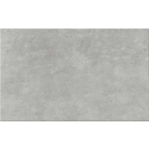 LUSSI PS210 LIGHT GREY PŁYTKA ŚCIENNA 25X40 G.1