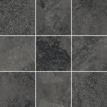 Quenos Graphite Mosaic Mat Bs gres dekor 29,8x29,8 GAT. 1