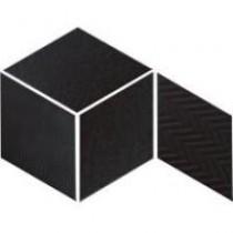 RHOMBUS BLACK 14X24 GAT I