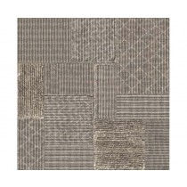 GRES CANVAS TABACCO PATCHWORK 60X60 GAT.1