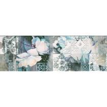 Slate Flower 2 dekor 20x60 gat. 1