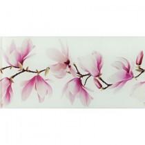 TANGO FLOWER DEKOR SZKLANY 22,3X44,8 G.1