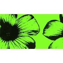 Green Floral Dekor 32,7x59,3 Gat 1