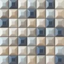Elementary Blue Mozaika 31,4x31,4 Gat.1