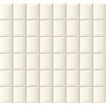 Elementary White Mozaika 31,4x30 Gat.1