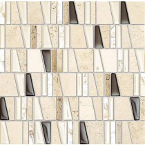 Drops Stone Beige Mozaika 30x30 Gat.1