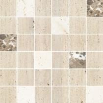 Tivoli Beige Mozaika gres szkliwiony 30x30 Gat 1