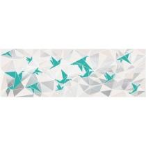 OpP Origami Aquamarine Inserto Dgl-281o1 30x90 GAT 1