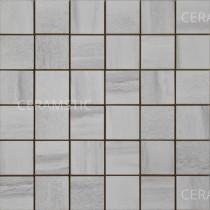 Errano Square White Mozaika Mc-10 30x30 Gat 1
