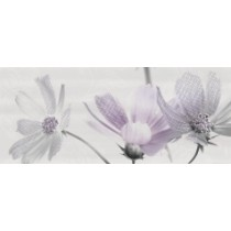 SCALA GREY FLOWER CENTRO  25X60 GAT. 1