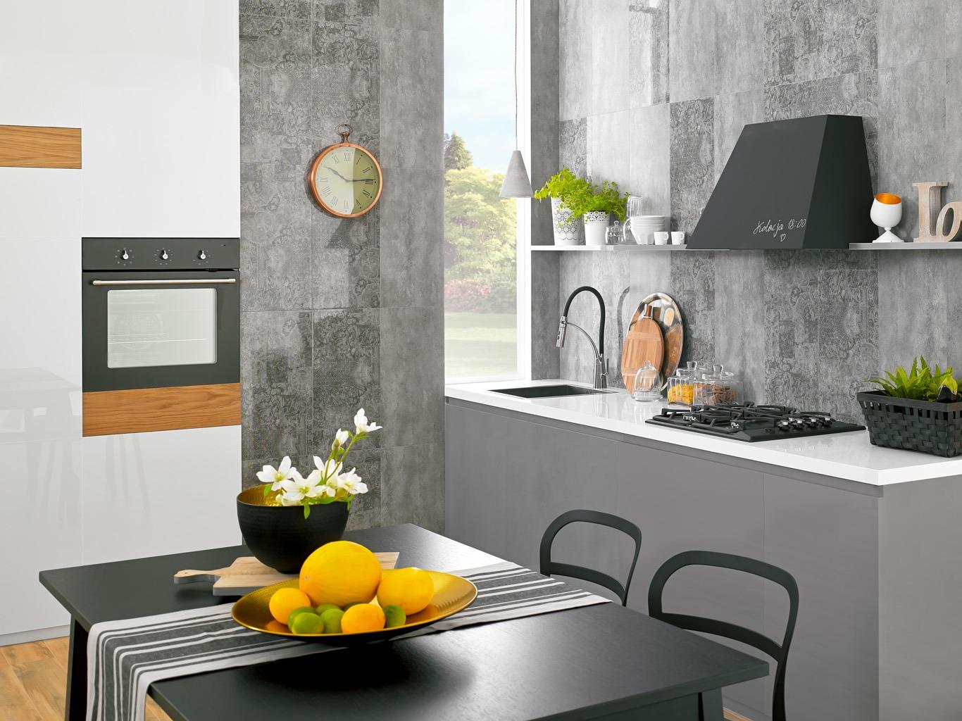 Płytki, kuchenne  eplytki pl do kuchni, glazura, terakota, kafelki, flizy,   -> Castorama Kuchnia Plytki