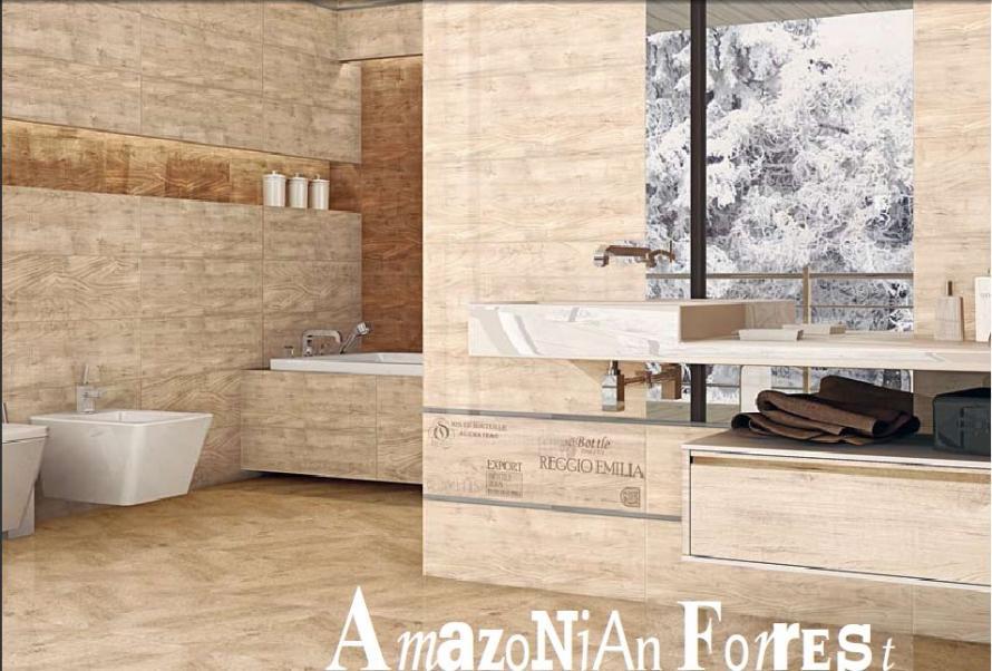 Amazonian forest Ceramika C.