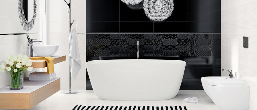 White/Black Ceramika Konskie
