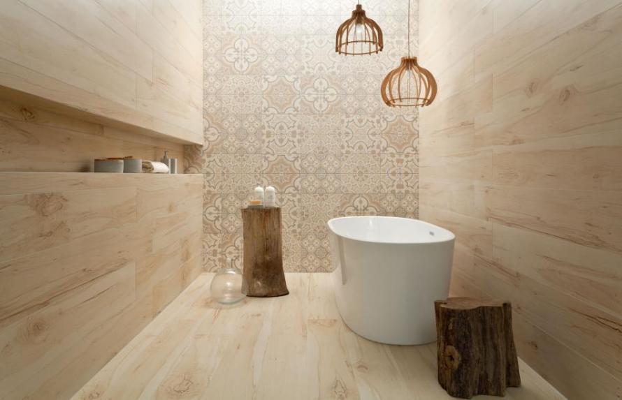 Wood, Tubądzin