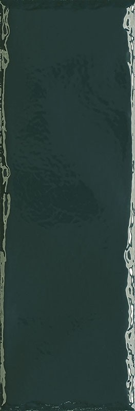 Porcelano Green Ondulato Płytka ścienna 9,8x29,8 Gat. 1