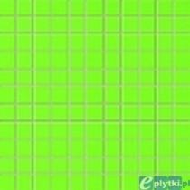 COLOUR GREEN MOZAIKA KWADRATOWA ŚCIENNA 30X30 GAT.1