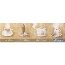 SYRIA COFFEE BAR 1 LISTWA ŚCIENNA 25X7.3 GAT.1
