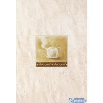 SYRIA COFFEE BAR 3 DEKOR ŚCIENNY 25X36 GAT.1