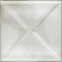 GLASS WHITE NEW INSERTO 9.9X9.9 Gat 1