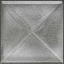 GLASS SILVER NEW INSERTO 9.9X9.9 G1