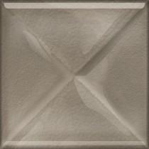 GLASS DARK BEIGE NEW INSERTO 9.9X9.9 G1