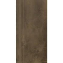 TIGUA BROWN STOPNICA MAT GRES SZKLIWIONY 29.8X59.8 G1