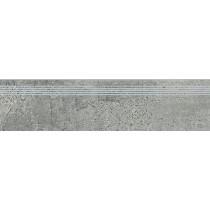 Newstone Grey Steptread gres stopnica 29,8x119,8 gat. 1
