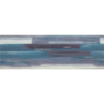 ARTISTICO BLUE INSERTO GEO 25X75 GAT.1