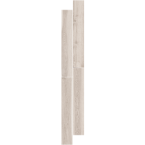 Around Bianco płytka podłogowa 20x120 Gat 1