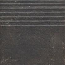Scandiano Brown Stopnica Prosta 30x30 Gat. 1