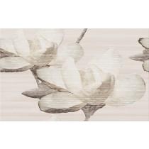 Marisol Beige Inserto Flower dekor 25x40 gat 1