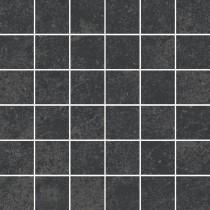 Gigant Anthracite Mosaic płytka gresowa rekt. mozaika 29x29 Gat. 1