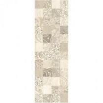 Gusto Beige Orient rekt. dekor 24,4x74,4 Gat. 1