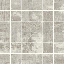 TROPHY BIANCO GRES MOZAIKA K.4.8X4.8 MAT 29.8X29.8 G1